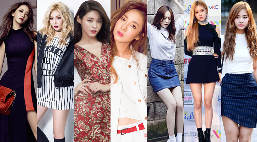 Kpop Poll Who Is The Most Beautiful With Charming Outfits